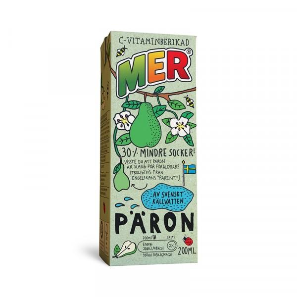 MER Päron, Tetra 30x200ml MER #862