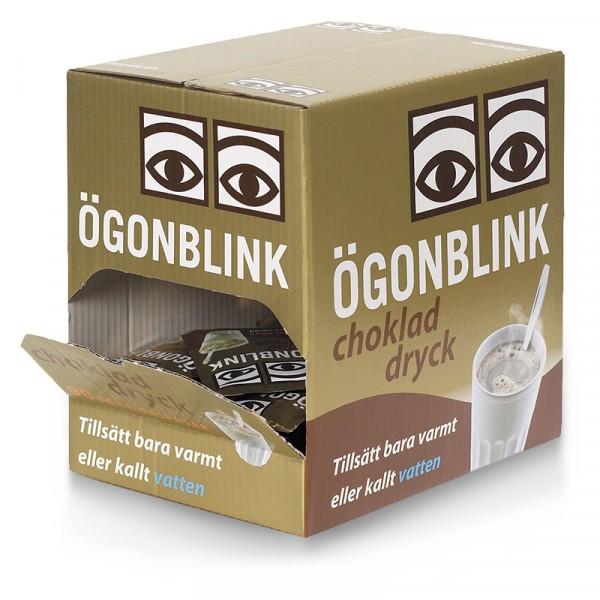 Chokladdryck i portionspåsar 1x90st, Ögonblink #100149