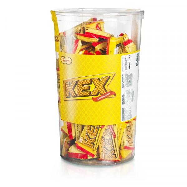 Kexchoklad Tube 1x1032g, Cloetta #1001714