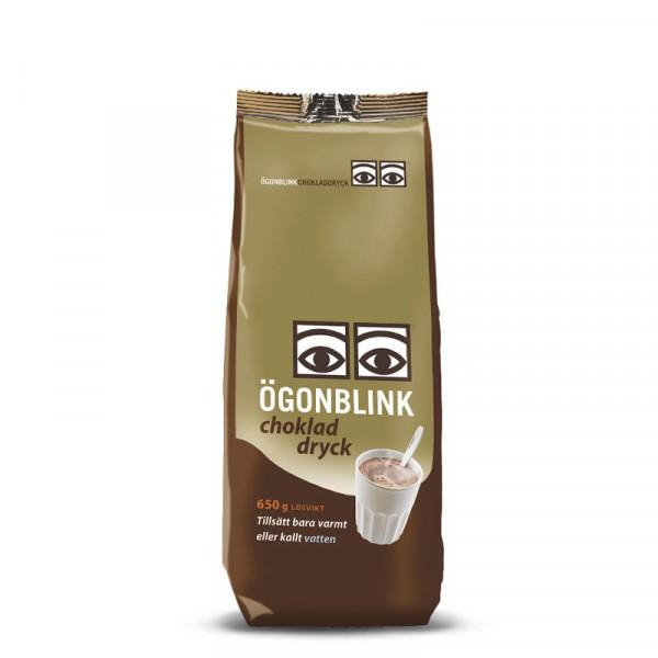 Chokladdryck 1x650g Ögonblink #100600