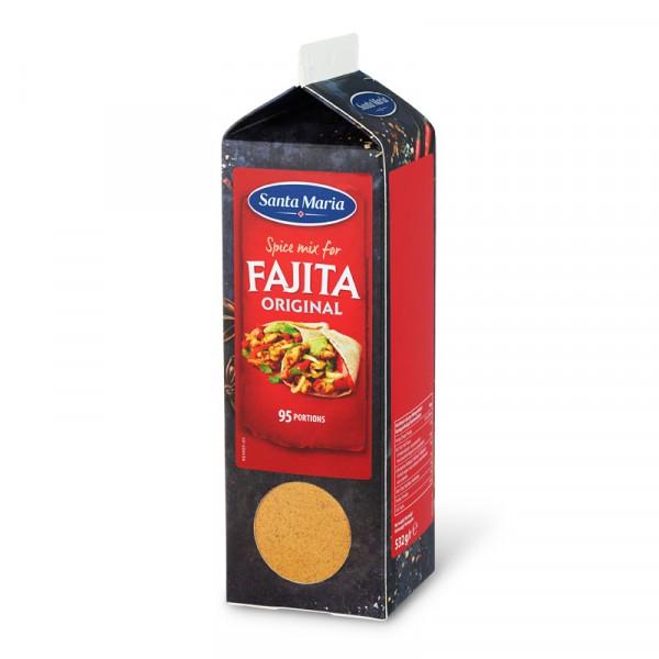 Fajita Spice Mix 1x532g Santa Maria #101251