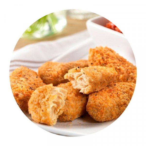 "Quorn ""Nuggets"" Southern Fried Bites 5x2kg, Findus #10126"