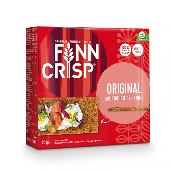 Finn Crisp Original 18x200g Lantmännen Cerealia #102825