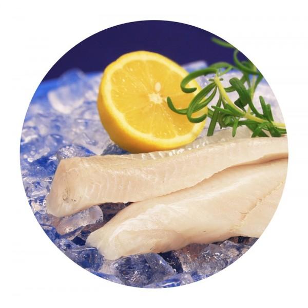 Kapkummelfilé, 60-120 g 2x5kg Feldt's Fisk #104