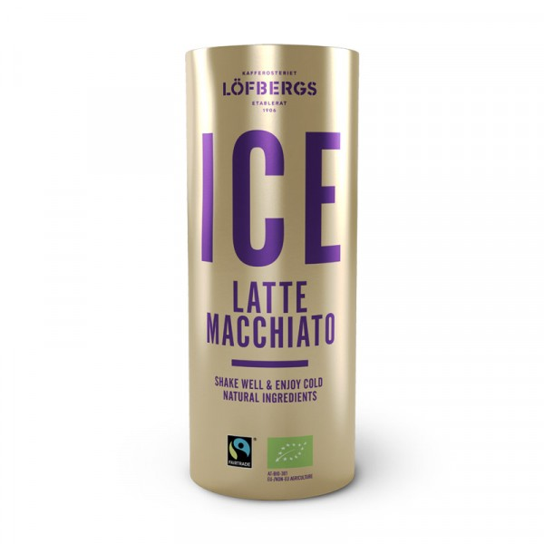ICE Coffee Latte Macchiato 12x230ml Löfbergs #10517