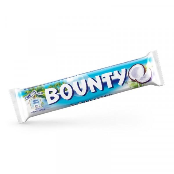 BOUNTY chokladbit 24x57g Mars #105230