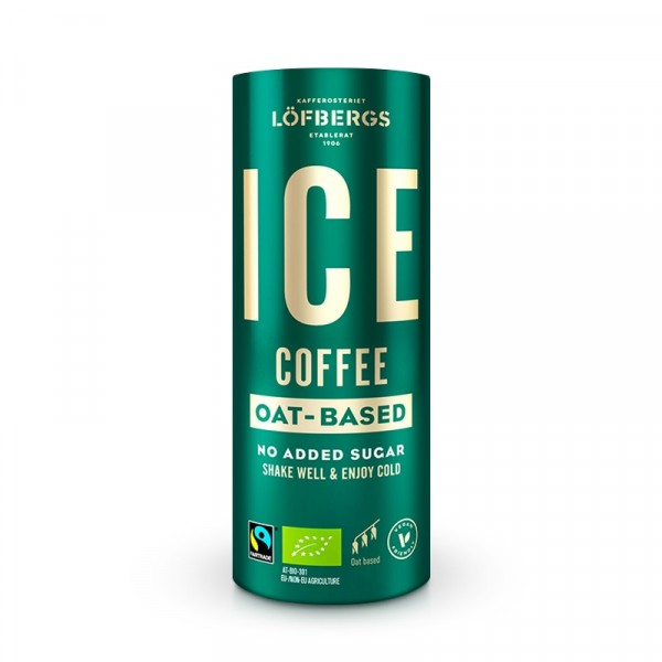 ICE Coffee Oat Based 12x230ml Löfbergs #10544