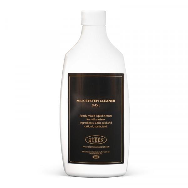Rengörinsmedel för mjölksystem 1x45cl Coffee Queen #1104167
