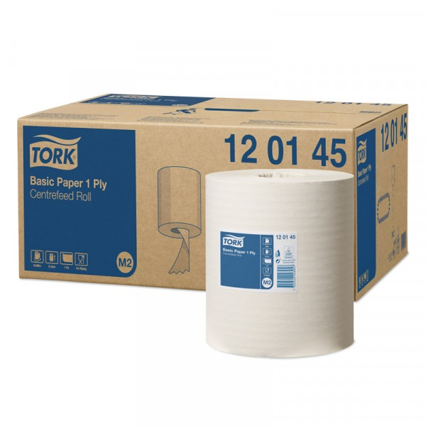 Torkpapper, Basic, M2 1x6st Tork #120145