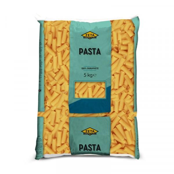 Pasta Tortiglione, 100% durumvete 1x5kg Zeta #1363