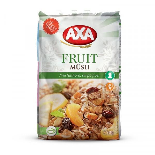 Fruit Müsli 1x6kg AXA #141706