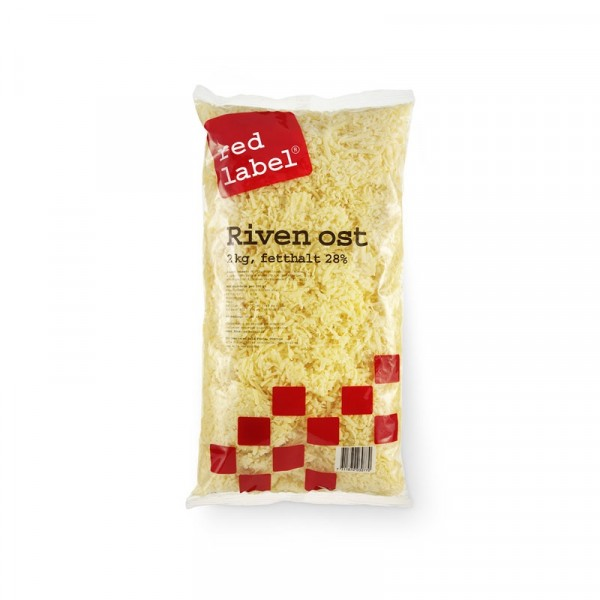 Riven ost 28% 6x2kg Red Label #145000