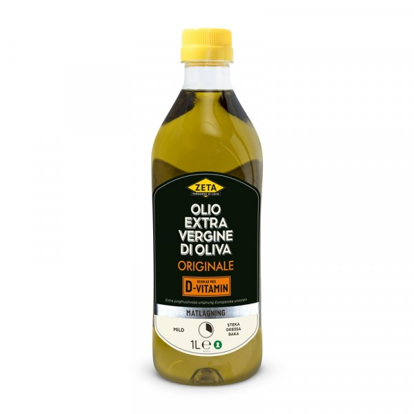 Olivolja extra vergine Originale, D-vitamin 1x1l, Zeta #1523