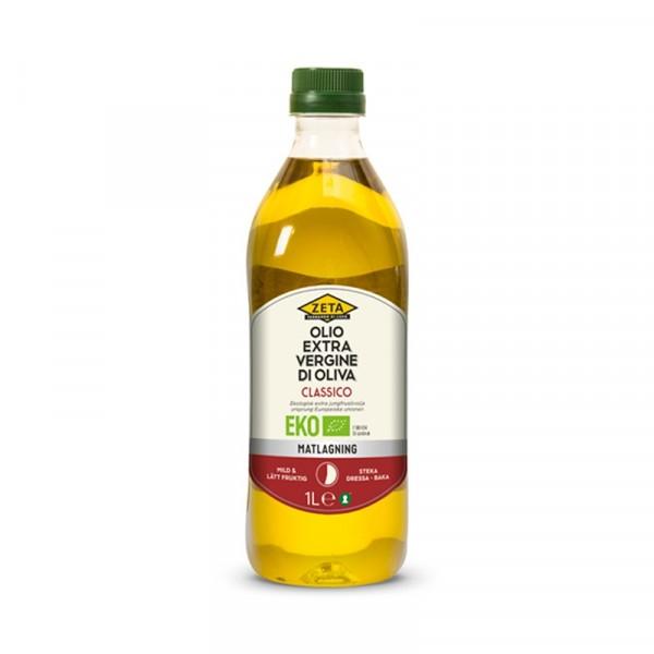 Olivolja extra vergine, Classico EKO 1x1l Zeta #1646