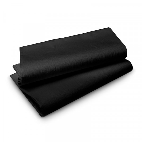 Bordsduk, 1,27x1,80m, svart 25x1st Duni #166370