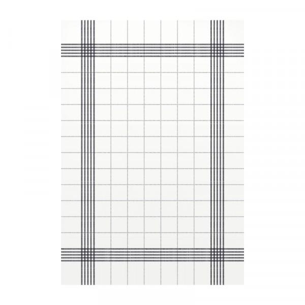 Handduksservett, 38X54cm, grå/vit 1x250st, Duni #171531