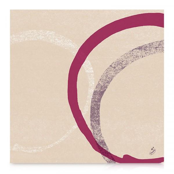 Servetter, Dunilin, 40cm, Orbit  12x50st, Duni #174253