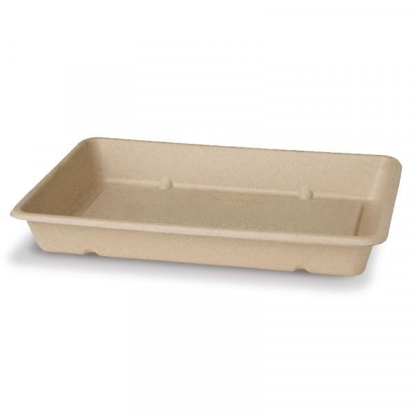 Djup box, Bagasse, 850ml 12x40st, Duni #177008