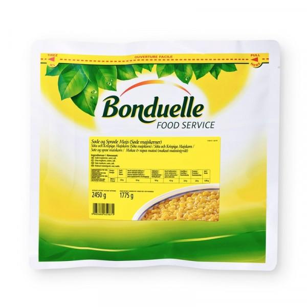 Crispy Majs, Easy bag 4x2450g Bonduelle #19022