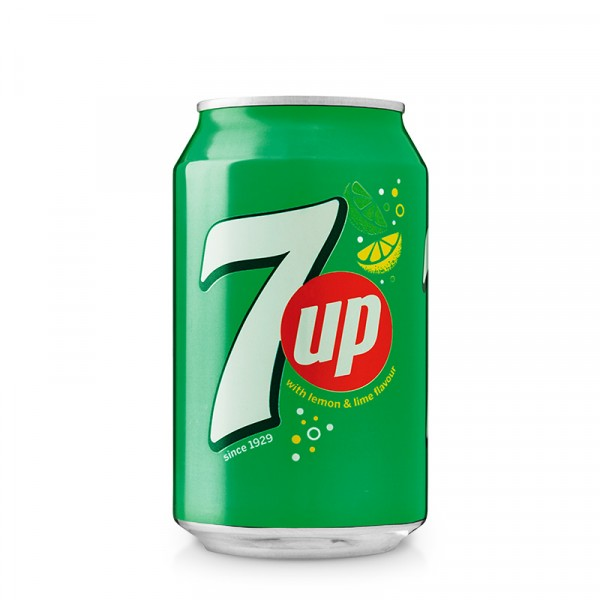 7UP 24x33cl, Carlsberg #22043