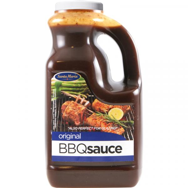 BBQ Sauce Original 1x2050ml Santa Maria #4678