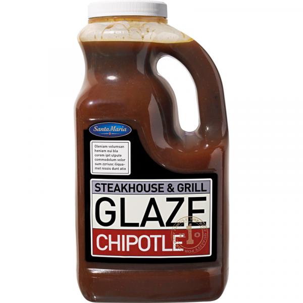 Glaze Chipotle 1x2240g Santa Maria #4628
