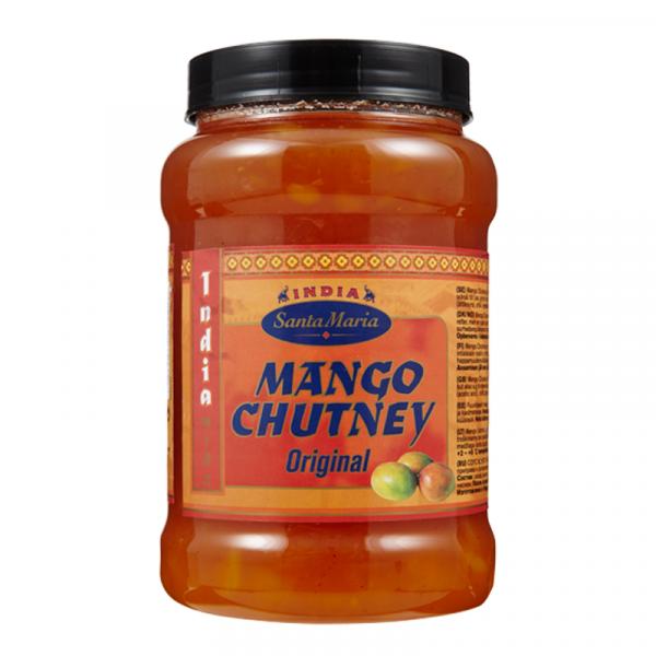 Mango Chutney 1x1200g Santa Maria #4650