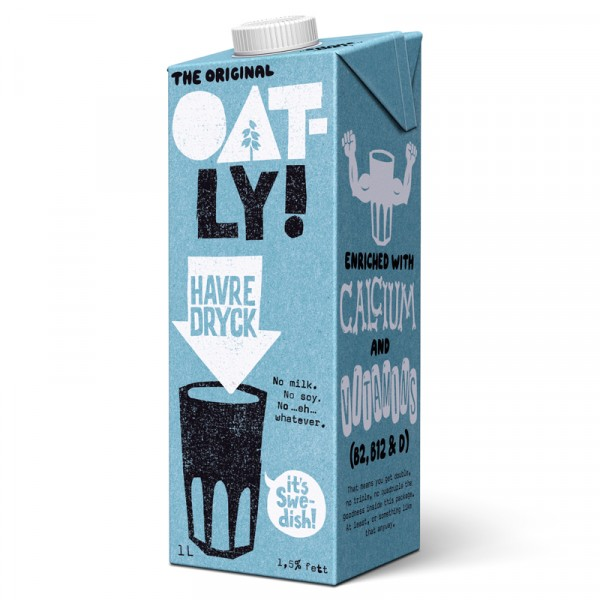 oatly havredryck choklad nyttig
