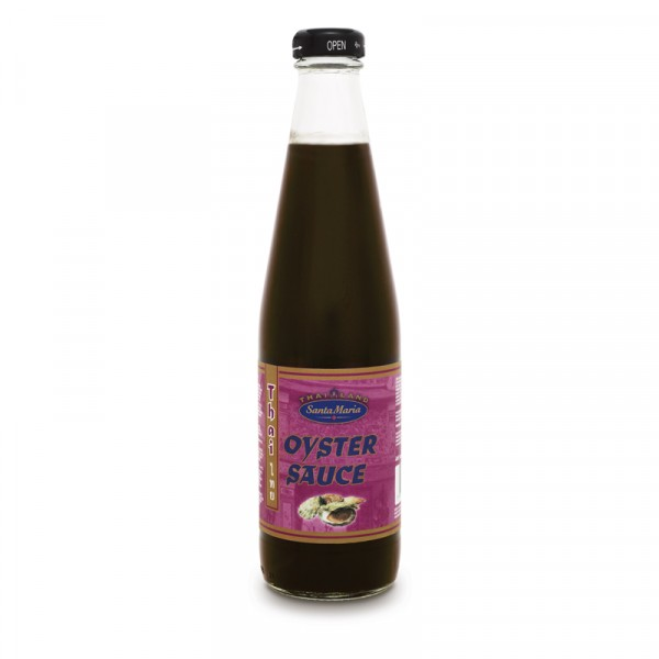 Oyster Sauce 1x500ml Santa Maria #4644