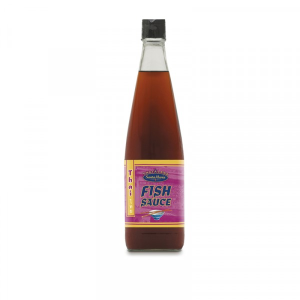 Fish Sauce 1x700ml Santa Maria #4658