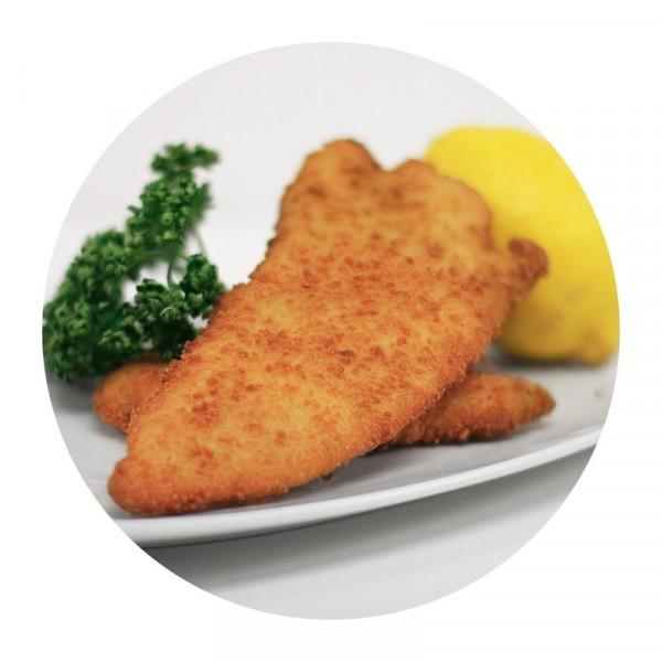 Sprödbakad Torskfilé, 140-170g 1x5kg Feldt's Fisk #2320