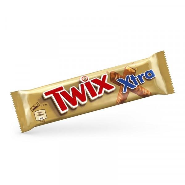 TWIX XTRA chokladbit 30x75g Mars #239443
