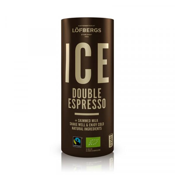 ICE Coffee Double Espresso 12x230ml Löfbergs #10534