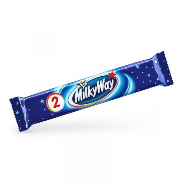 MILKY WAY chokladbit 32x50g Mars #281406