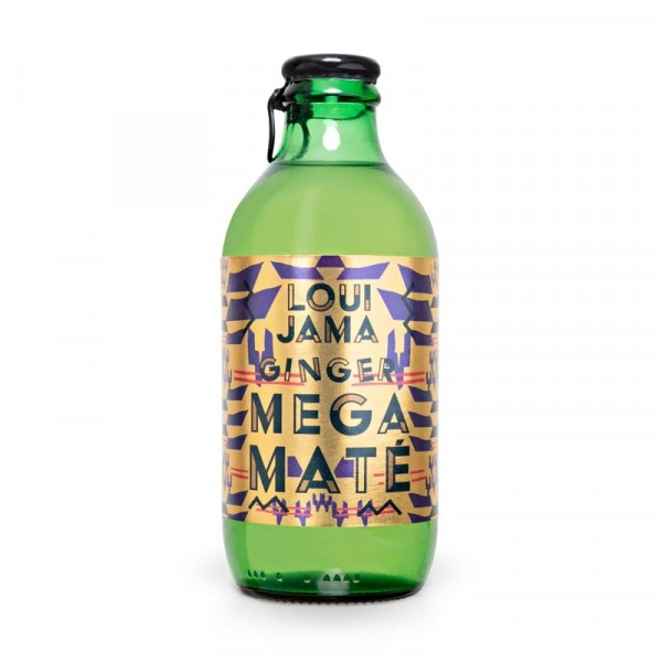 Loui Jama Mega Maté 12x250ml Soda Factory #30001