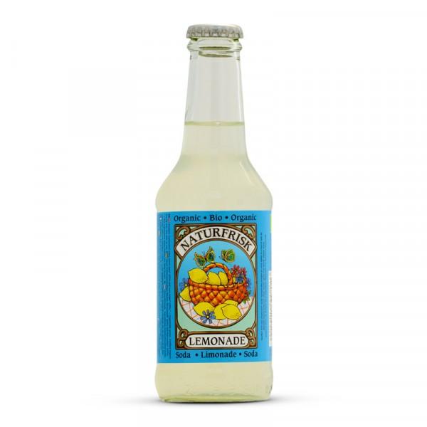 Soda, Lemonade 12x250ml, Naturfrisk #31032