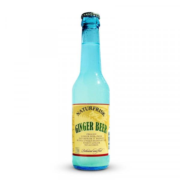 Soda, Ginger Beer, EKO 20x275ml Naturfrisk #31039