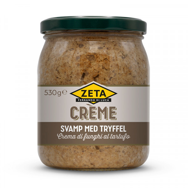 Créme av svamp med tryffel 6x530g Zeta #3135
