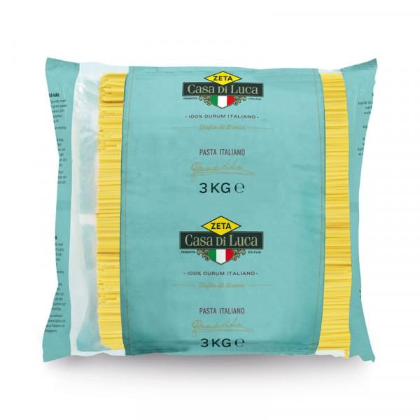 Pasta Spaghetti, Casa Di Luca 1x3kg, Zeta #1375
