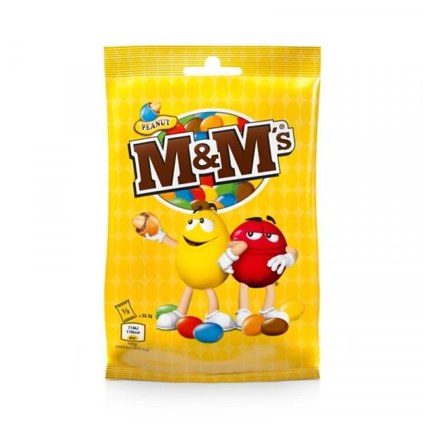 M&M Peanut 16x100g Mars #383446
