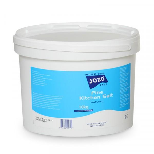 Salt utan Jod 10 kg 1x10kg, JOZO #4503