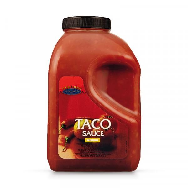 Tacosås Medium 1x3700g Santa Maria #4548