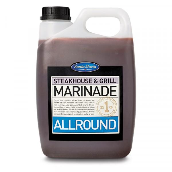 Marinade Allround 1x2500ml, Santa Maria #4620