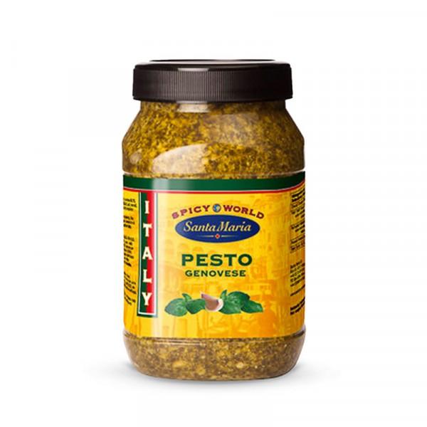 Pesto Genovese 1x1000g Santa Maria #4681