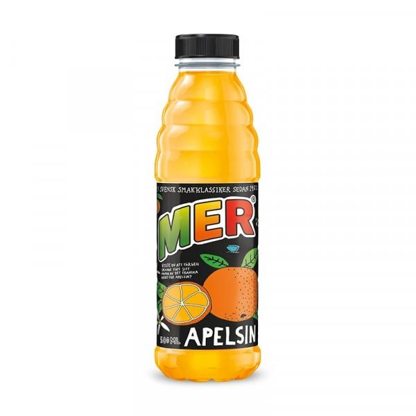 MER Apelsin, PET 12x500ml, MER #5035