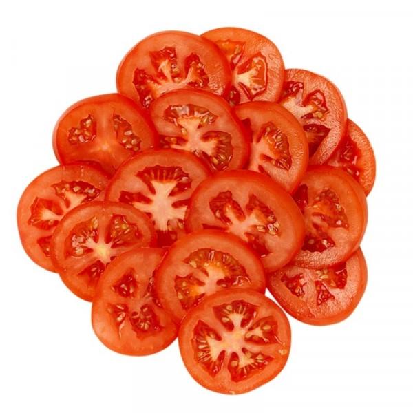 Tomat, skivad 4x1kg Chefs Cut #80474