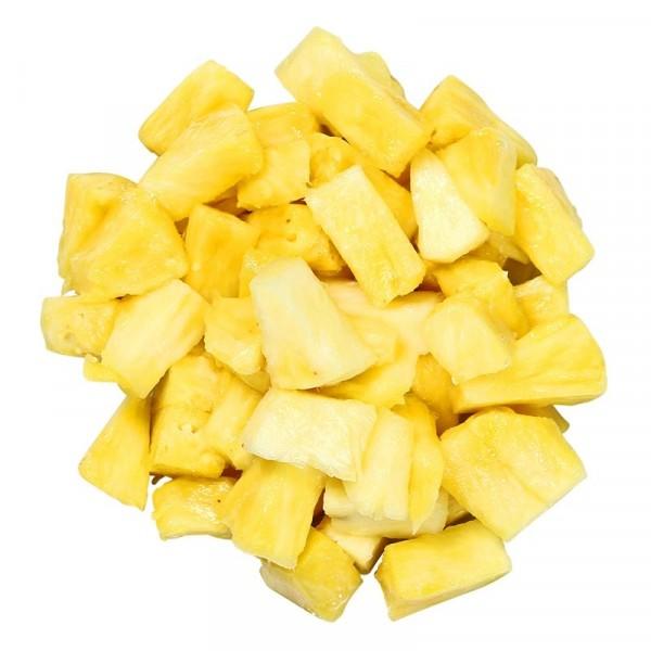 Ananas, bitar 1x1kg Chefs Cut #80400
