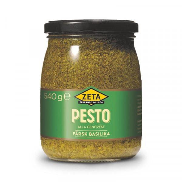 Pesto, Genovese 6x540g Zeta #5227