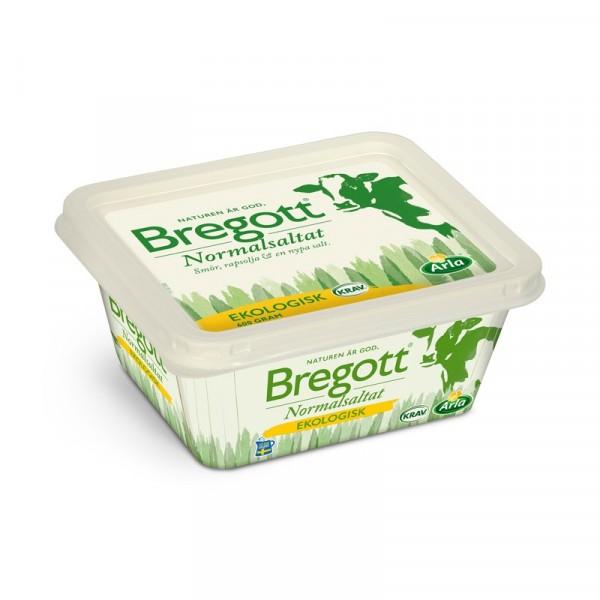 Bregott Normalsaltat, 600 g, EKO 12x600g, Bregott #56066