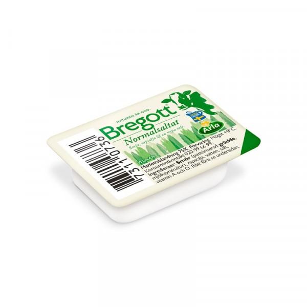 Bregott Normalsaltat, 10 g portion 300x10g Bregott #56095